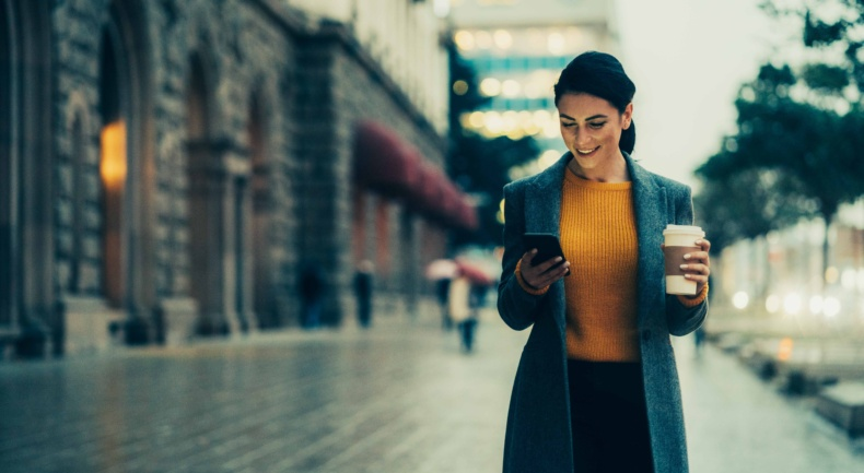 Blog Social Media trends 2021 content
