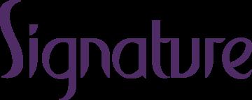 Signature Logo No Strapline Purple 1