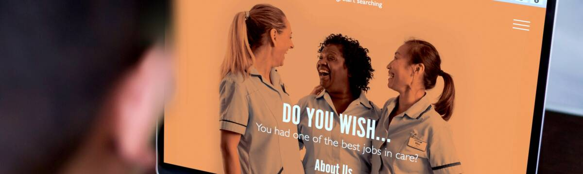 Jewish care  - Do you wish campaign