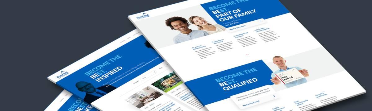 Everest website